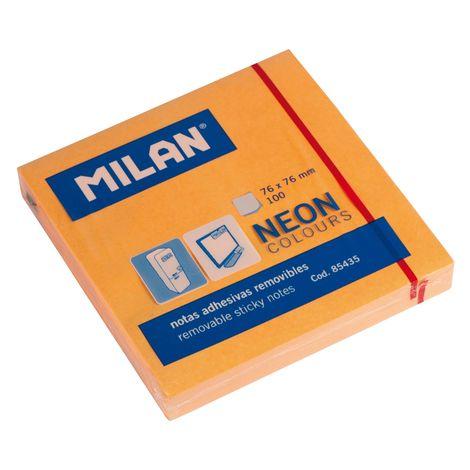 Irodai termékek  Öntapadó jegyzettömb  Neon